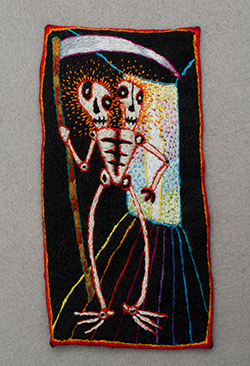 Death Tarot Art